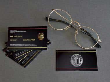 DMI Business Cards