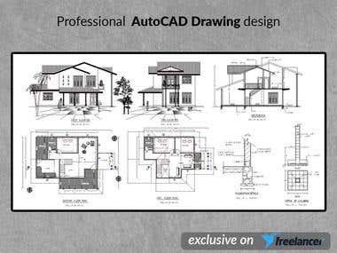 AutoCAD drawing
