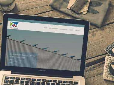 Active Project Website