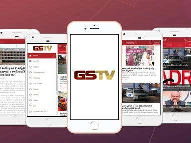 GS TV News app