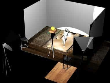 3D design & renders