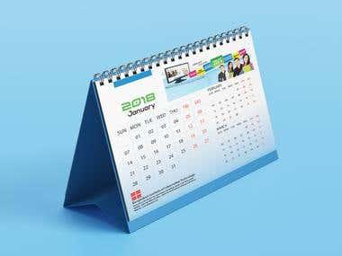 #Desk Calendar