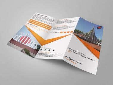 #Brochure Design