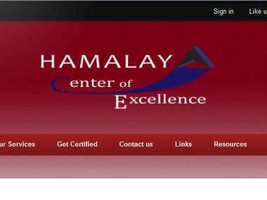 Hamalaya Center of Excellence