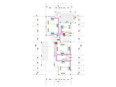 HVAC Design, Autocad