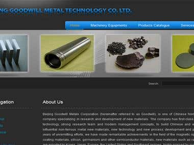 Beijing Goodwill Metal Technology Co.Ltd.