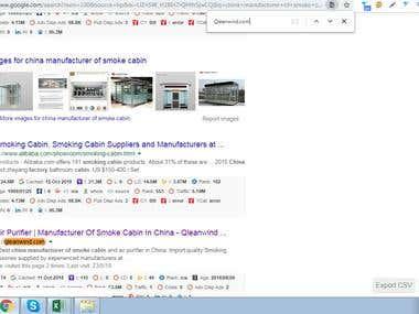 Get Top 3 position on google.com