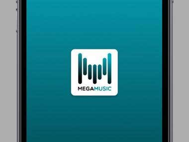 MegaMusic iOS