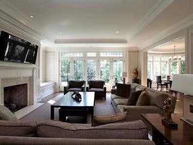 design a villa Duplex 500 m2
