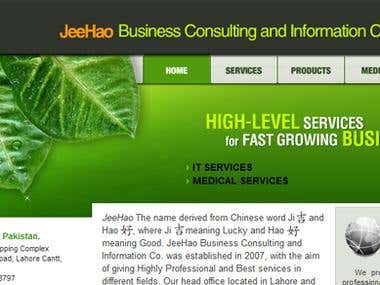 JeeHao Medical Services.
