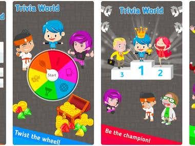 Trivia World: Quiz