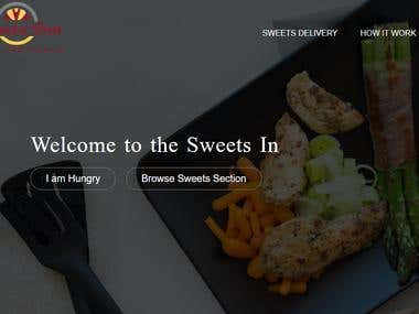 Get Sweets Fast