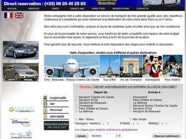 WEB APPLCATION FOR RENT A CAR