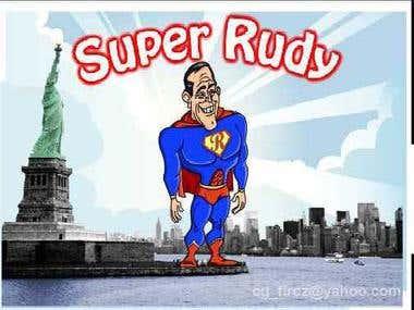 Concept of Super Rudy