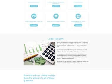 Complete Business Website With Divi Theme