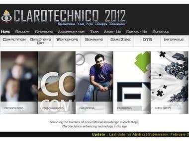 Clarotechnico 2012