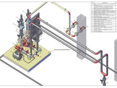 Pumping plant