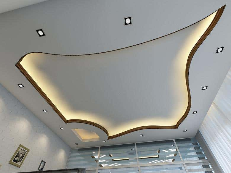 False Ceiling Design Freelancer