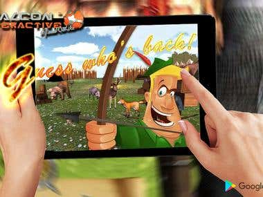 Robin Hood for Mobiles (iOS, Android)