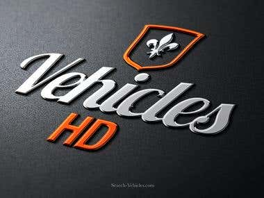 Vehicles HD App iPhone, iPad and Responsive Website