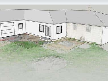 Concept design for home addition