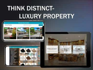 Real Estate & Property Shopping App