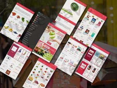 RedMart - Supermarket Online( Online shopping app)