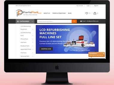 partsfixit online store