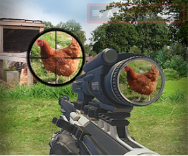 Chicken Hunt Game