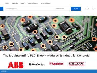 PLC Hardware Online Store