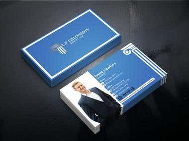 Wining Business Card