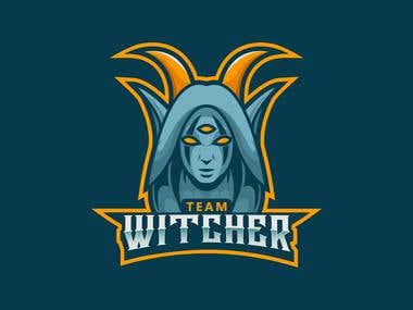 Logo Team ESPORT WITCHER