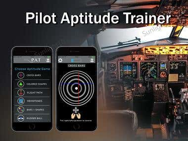 Pilot Aptitude Trainer - Educational iPhone/iPad App