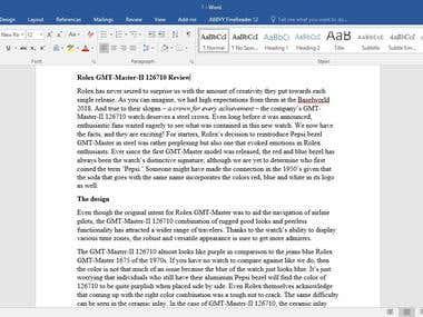 Rolex GMT-Master-II 126710 Watch Reviews