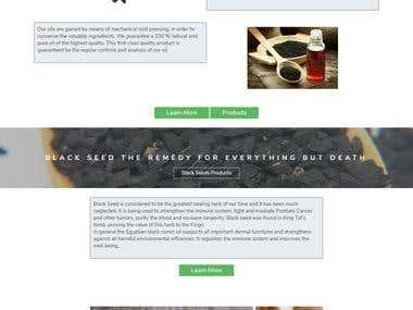 Jawda International Trading Website