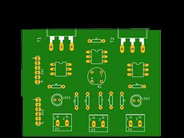 Circuit Design & PCB Design Engineer