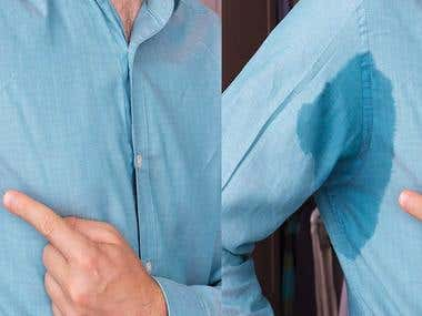 Remove Sweat from Shirt