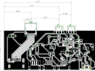 PCB designs