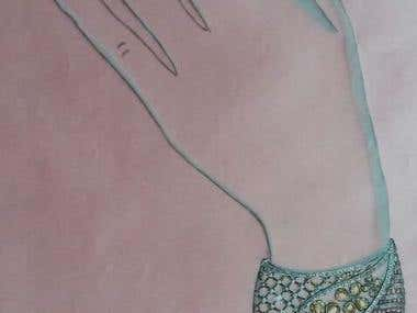 2D Hand Sketch