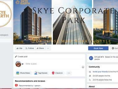 Social Media Management - Skye Earth