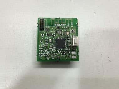 BLE SensorTag