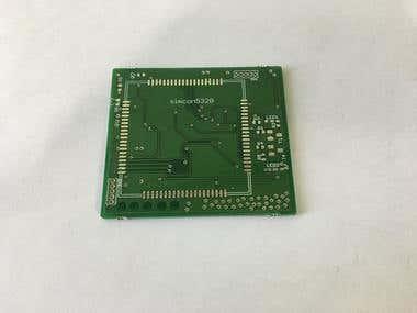 SIM5320E Breakout Board