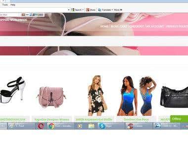 Website Developer / Wordpress Woccomerce