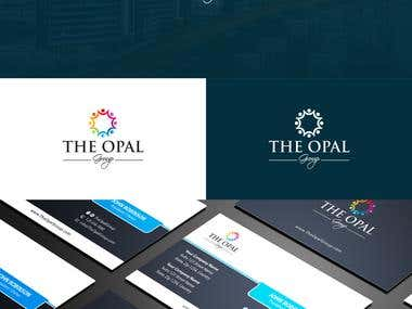 The Opal Group Logo Revamped