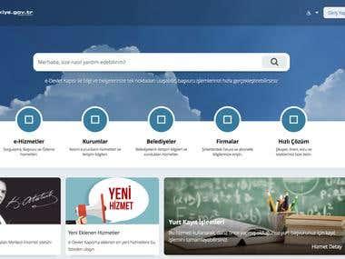 Turkish e-Government Gateway