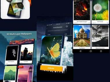 3D Live Wallpapers