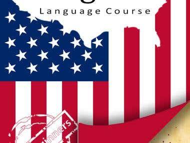 English Course Advertisement