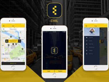 EMIL - a Taxi app