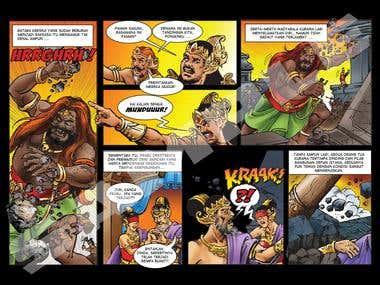 Comic Sample 003