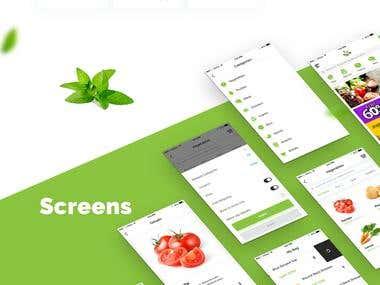 Notlob - Grocery IOS App